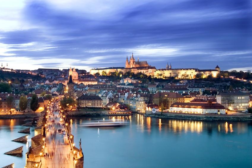 3 Tage Prag: Budgethotels : Silvester Prag - Bus : Events