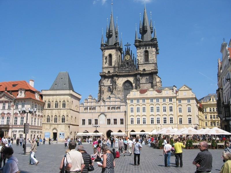 Budgethotel - 3,5 Tage Silvester Prag in zental gelegenen Hotels